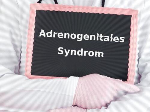 Адреногенитальный синдром проявления